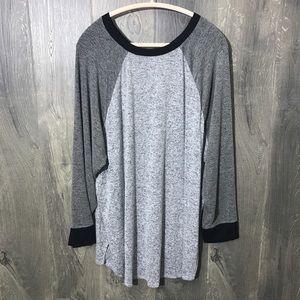 Cacique Intimates & Sleepwear - Cacique by Lane Bryant Alpaca Pajama Top